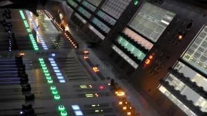AV mixing desk 2